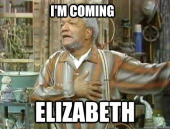 Im Coming Elizabeth