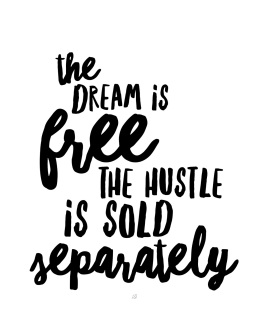 Image result for hustle is free